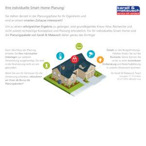 Smart-Home - Budgetfindungspakete